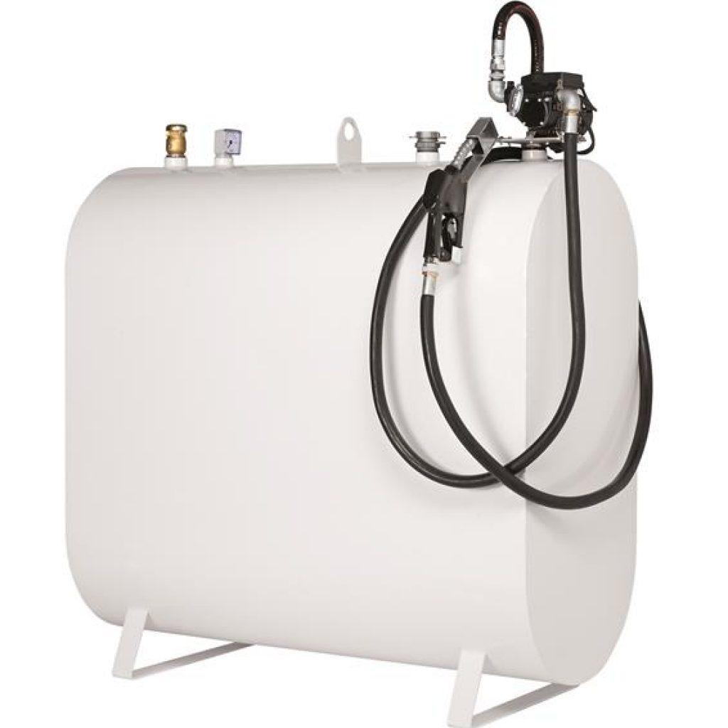 Oval dieseltank-knsb-beholderfabrik