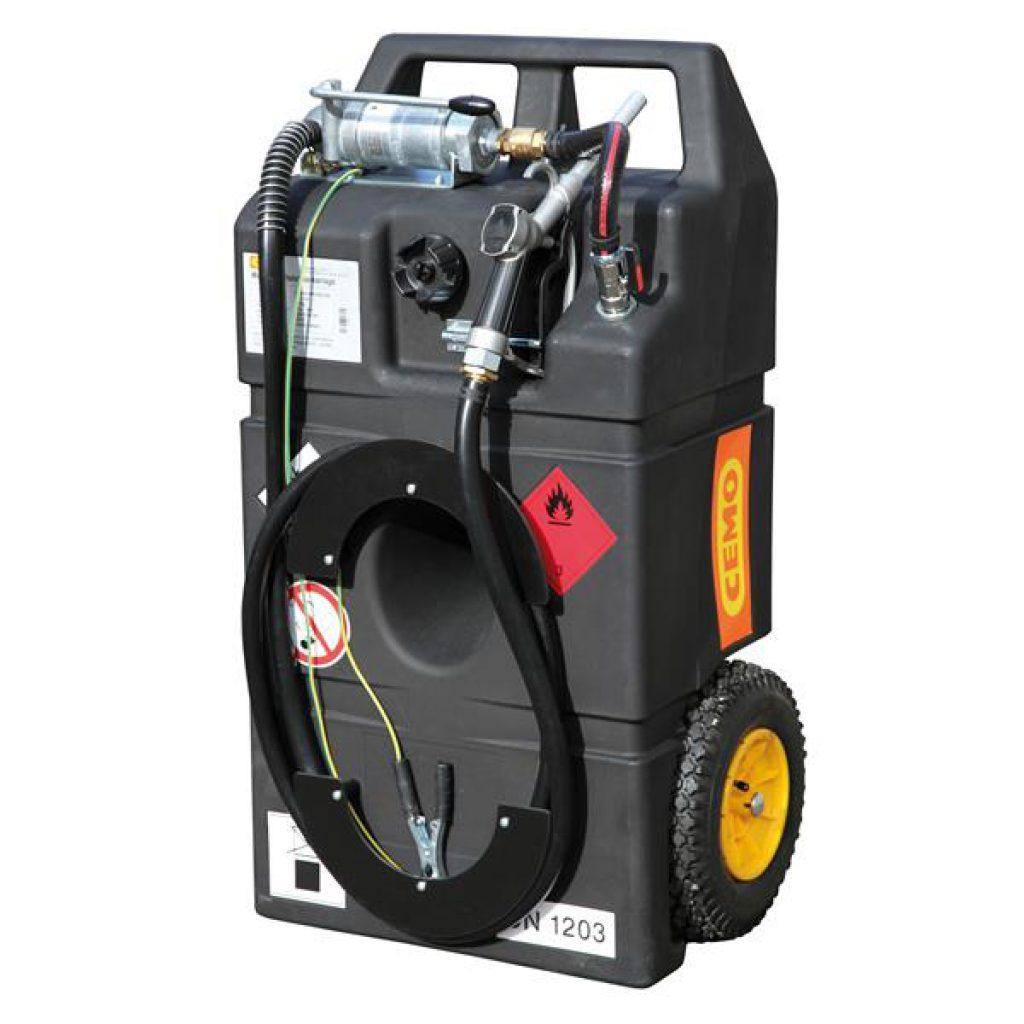 CEMO benzin trolley-knsb-beholderfabrik