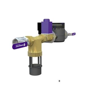 paafyldeenhed-vakuumaflufter