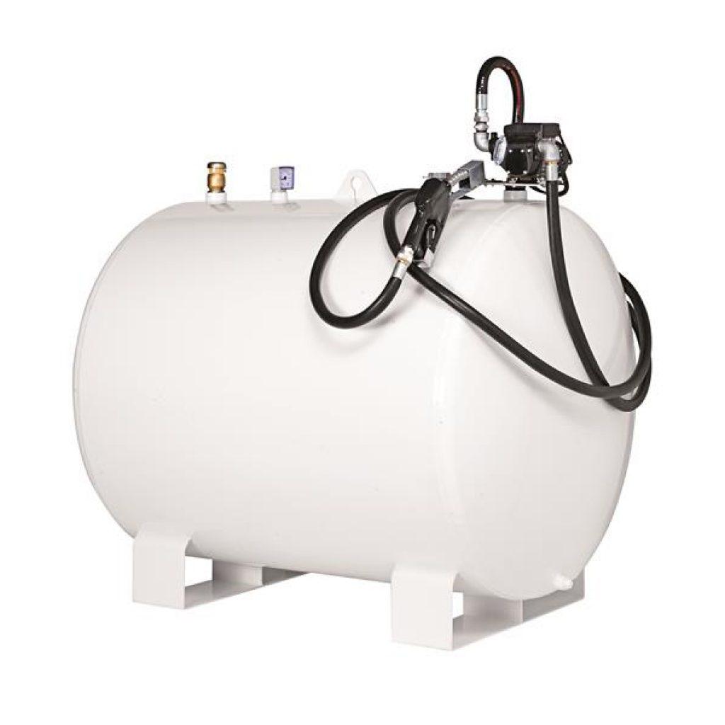 Cylindrisk dieseltank-knsb-beholderfabrik