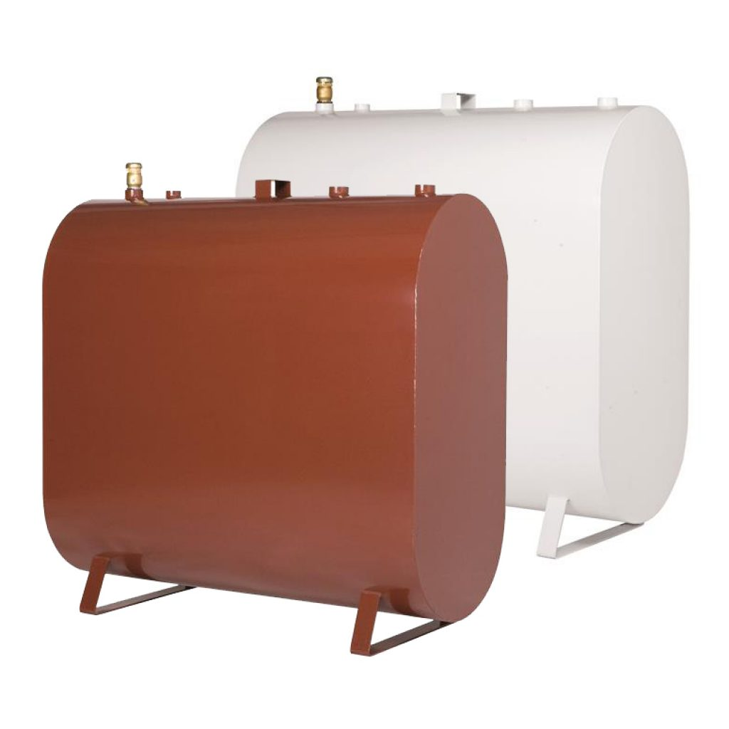 Ovale fyringsolietanke-knsb-beholderfabrik