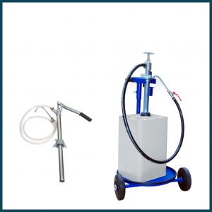 Gearolie pumper