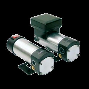 Elektriske smøreoliepumper 12-24 volt